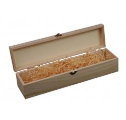 Drevený box na 1 fľašu